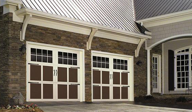 High end carriage doors deol garage doors for High end doors